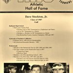 HoF Flashback – Dave Stockton Jr.