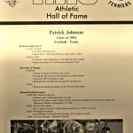 HoF Flashback – Patrick Johnson