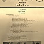HoF Flashback – Larry Heim
