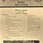 HoF Flashback – Melissa Fernandez