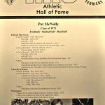 HoF Flashback – Pat McNally