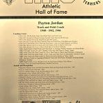HoF Flashback – Payton Jordan