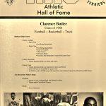HoF Flashback – Clarence Butler