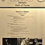 HoF Flashback – Dana Lee Mathey