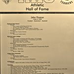HoF Flashback – John Thomas