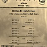 HoF Flashback – 1952 Championship Football Team