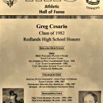 HoF Flashback – Greg Cesario
