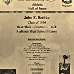 HoF Flashback – John Bethke