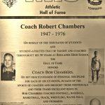 HoF Flashback – Coach Robert Chambers