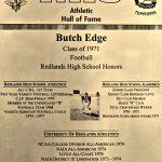 HoF Flashback – Butch Edge