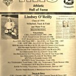 HoF Flashback – Lindsey O'Reilly