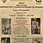 HoF Flashback – Larry Fernandez