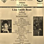 HoF Flashback – Lisa Smith Bean