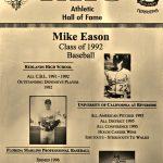 HoF Flashback – Mike Eason