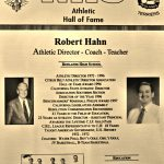 HoF Flashback – Robert Hahn