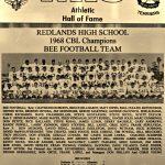 HoF Flashback – 1968 BEE Football Team