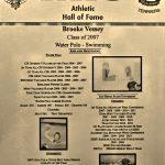 HoF Flashback – Brooke Vessey