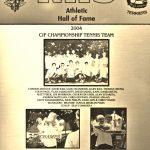 HoF Flashback – CIFSS Boys Tennis Champions, 2004