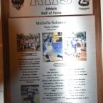 HoF Flashback – Michelle Solomon