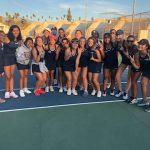 Congrats Girls Tennis – CBL Champs!