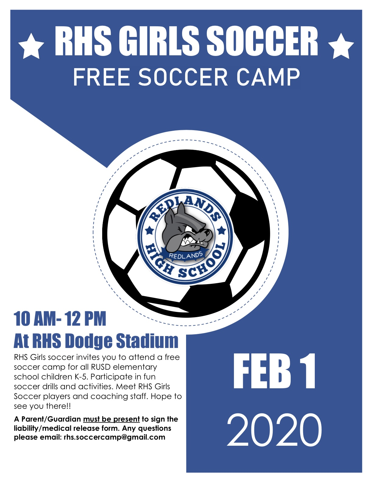 GSC Winter Youth Camp