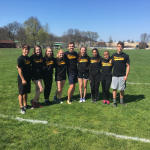 Good Luck to the Track and Field Team!