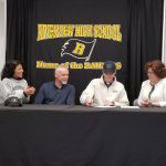 Ben Barnes signs National Letter of Intent