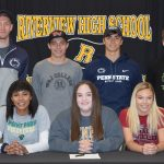 Riverview Senior Athletes Signing Day
