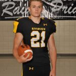 A-K Valley Football Player to Watch, JD Sykes
