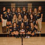 Good Luck Girls Volleyball