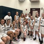 Lady Raiders hosted Leechburg