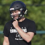Riverview Football Player Zach Hanlon Featured on TribLiveHSSN