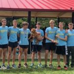 Boys Cross Country Take 2nd Place at Gateway Invitational