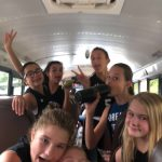 Lady Raiders take a great Team Victory on the road against Leechburg
