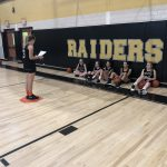 Lady Raiders took a learning loss @ Valley