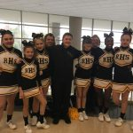 Congratulations to the Riverview Jr High Cheerleading Competitive Spirit Team!