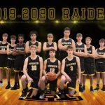 Boys Varsity Basketball Friday, 12/20