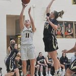Riverview Girls Basketball Team Clinches Playoff Birth