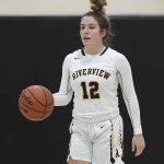Riverview girls rally past Burgettstown, end playoff losing streak