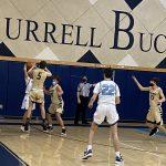 JV Raiders at Burrell