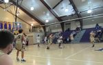Boys Junior Varsity Basketball falls to Our Lady Of The Sacred Heart 48 – 44