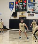 Boys Junior Varsity Basketball falls to Freeport 50 – 38