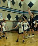 Boys Varsity Basketball falls in double OT to Burgettstown 59 – 53