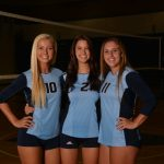 Volleyball- Senior Night on October 1