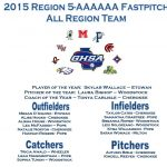 6 Pope Fastpitch members are named to All-Region Team
