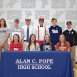 10 Sign on Fall Signing Day