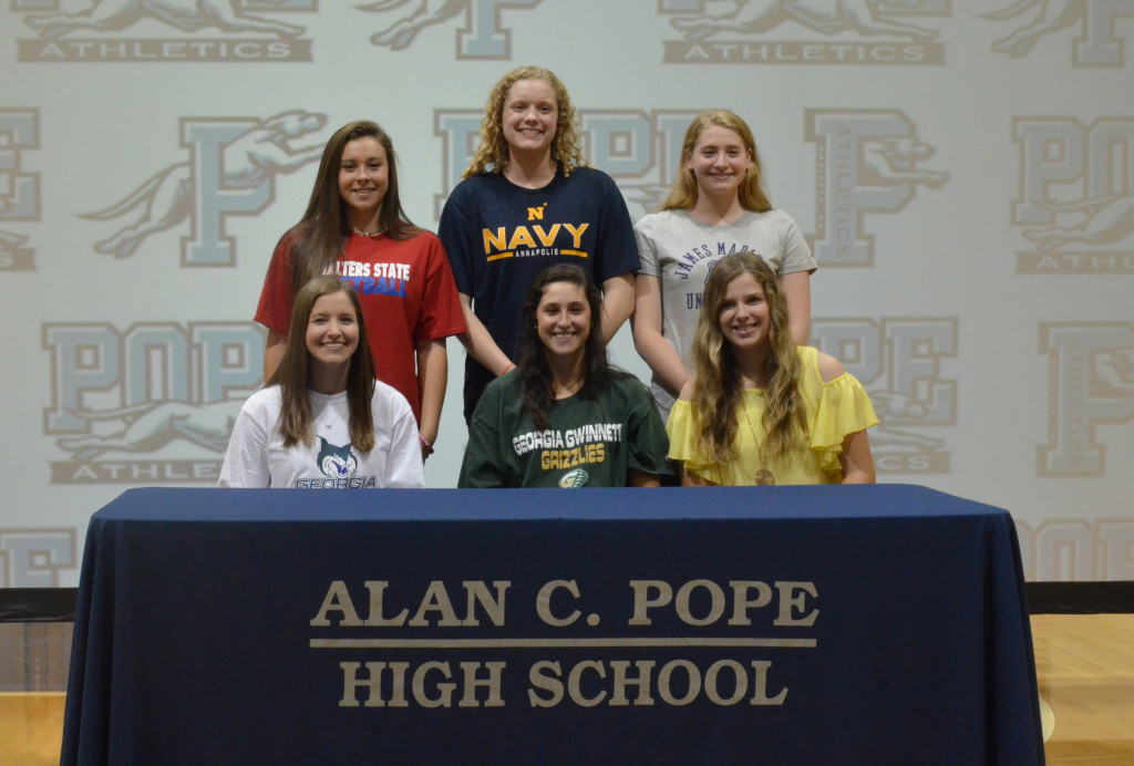 Fall Signing Class