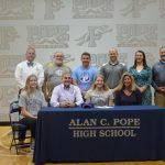 Fall 2017 College Signing Day