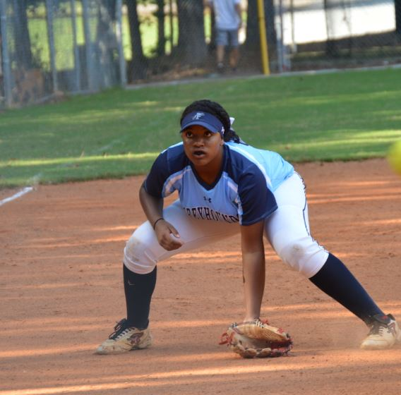 Pope Fastpitch 3rd baseman Laneaux named All region by NFCA