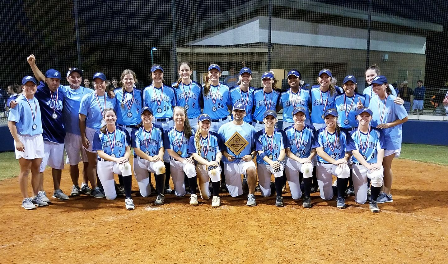 2018 Varsity and JV Fastpitch softball rosters announced